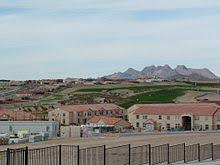 new development on las cruces east mesa