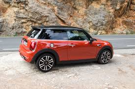 Mini Cooper S Hatch Review Small In Stature Big In Personalit