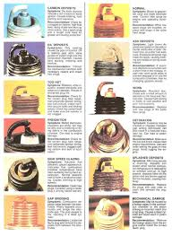 Worn Spark Plug Chart Good Spark Plugs Vs Bad With Photos Examples Agradetools Com