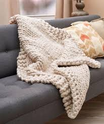 How To Knit A Throw Blanket For Beginners