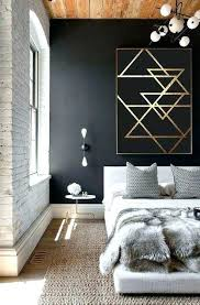 Red And Gold Bedroom Decor Black Modern Home Design Ideas Paint ...