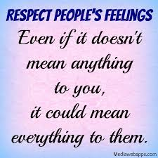 manufacturing effectiveness manufacture your day by respecting manufacture your day by respecting other people s feelings