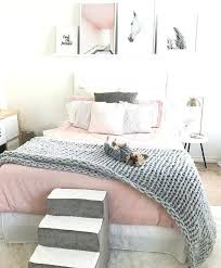 Black Pink And White Bedroom Ideas 2