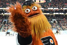 How To Write Flyers Flyers Mascot Gritty Receives Write In Votes During Midterms Time