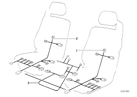 Bmw 328i Front Seat Wiring Diagram