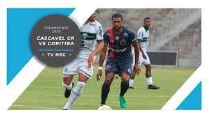 TV NEC: Melhores momentos de Cascavel CR 3 x 2 Coritiba - Campeonato  Paranaense - YouTube