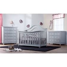 gray nursery furniture. pali marina 3 piece nursery set in stone crib double dresser 5 drawer gray furniture c
