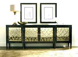 mirrored buffet cabinet. Mirrored Buffet Sideboard Sideboards Popular Ledger Cabinet Black Silver And White Living Room Id