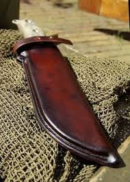 Knife Sheath Patterns Adorable Knife Sheath Patterns Download Leather Stuff Pinterest Knife