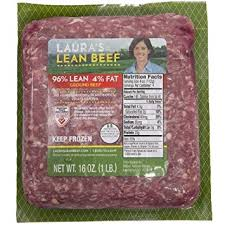image unavailable image not available for color laura s lean 96 lean ground beef