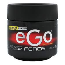 hair gel for men ego force 250ml 8 45 oz cool fragrance 24h strong hold 1 of 1