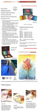 Supracolor Color Chart Creative Art Materials Supplies Manufactures And