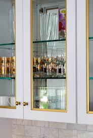 Mirrored Kitchen Cabinet Doors One Room Challenge Cottage Kitchen Week 6 Design