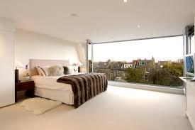 white carpet bedroom. full window bedroom contemporary with white carpet folding glass doors