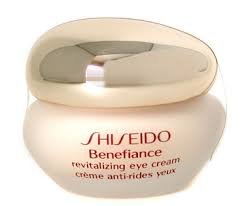 this shiseido eye cream is more focused on dryness lines and wrinkles i tend