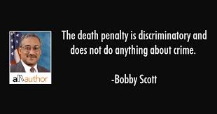 Quotes About The Death Penalty