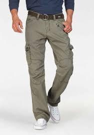 Купить мужские штаны и брюки карго с накладными карманами в ...