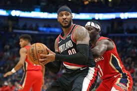 New Orleans Pelicans Depth Chart New Orleans Pelicans Slam Door Shut On Carmelo Anthonys