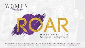 Designed For Life Conference 2019 Roar Womens Conference