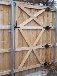 fence gate. Gate 7 Feet Tall With Additional Support Fence Gate