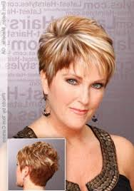 short hairstyles for 40 year old woman for fine hair is a great haircut one that