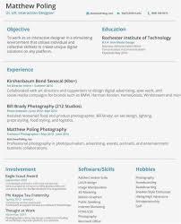 Ux Designer Resume Tips Professional Resume Templates