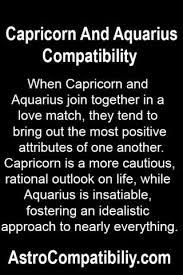 20 Ageless Are Aquarius And Capricorn Compatible