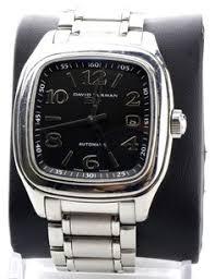 david yurman watches on up to 70% off at tradesy david yurman david yurman t310 x automatic watch
