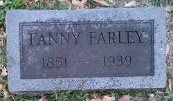 Fannie Boothe Farley (1851-1939) - Find A Grave Memorial