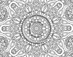 free printable abstract coloring pages for s
