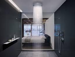 large modern bathroom. Large Modern Shower With Rain Head Bathroom E