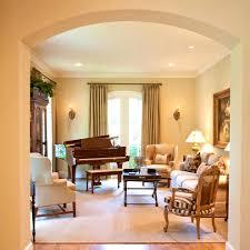 Furniture Beauteous Traditional Family Room Decor Piano Ideas