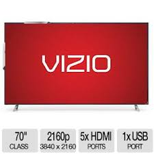 VIZIO M70-C3 70\ 70 2160p 4K 240Hz LED Smart TV - V6 Six Core Processor