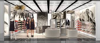 Retail Store Concept Design Jcpenney Store In A Store Concept Miloby Ideasystem