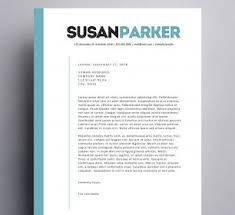 Modern Resume Cover Letters Modern Cover Letters Zlatan Fontanacountryinn Com