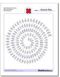 multiplication fact sheet 804 multiplication worksheets for you to print right now