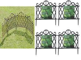 border fencing for gardens garden border fence edging home design ideas and pictures