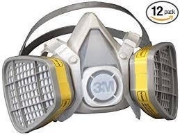3m Half Facepiece Disposable Respirator Assembly 5203 21573