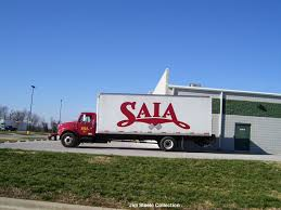 jim steeles saia motor freight line truck pictures