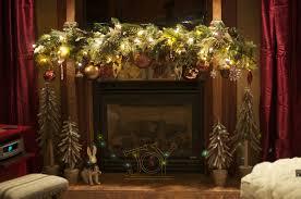 Tuscan Living Room Ideas Fireplace Mantel Christmas Decorating Ideas