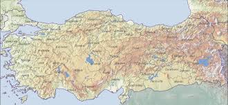 turkey country map surrounding countries. Unique Turkey Map 1 Turkey Physical Map On Country Surrounding Countries H