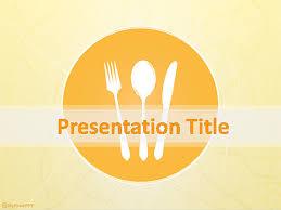 Powerpoint Templates Food Free Powerpoint Templates Restaurant Presentation Restaurant