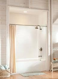 alcove bath tubs splash galleries aquatic one piece tub shower unit w subway tile design top