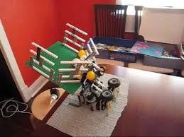 Ping Pong Launchers Lego Ping Pong Launcher Serves Its Purpose Well Gizmodo Australia