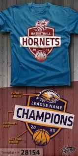 Elementary Shirt Designs Basketball Mascot T Shirt Template High School Middle