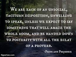 Pride And Prejudice Quotes Interesting 48 Amusing Pride And Prejudice Quotes By Jane Austen