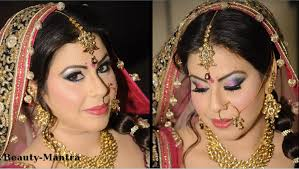 Hair Style Tv Shows bridal makeup and hairstyle blue and pink eye makeup youtube 2612 by stevesalt.us