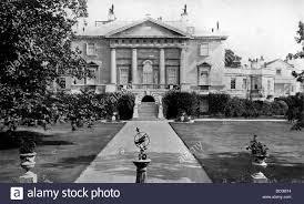 The White Lodge Royal Ballet School In Richmond Park Surrey London The White Lodge