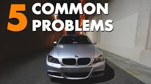 BMW Convertible common bmw problems 3 series : 5 Common Problem on the BMW 3 Series E90 ( N52 ) - YouTube