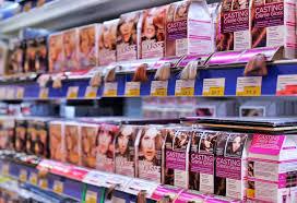 Nutrilux Hair Colour Chart Colouring Pop Hair Colour Charts And Hair Swatches